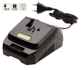 Nabíječka na 1x Li-ion baterii 20 V, Verdemax