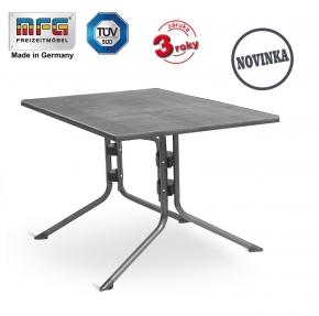Kovový stůl Mec-Mesh 140