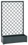 Kovový truhlík se stěnou Verdemax 8536