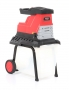 VeGA LSG2812 elektrický válcový drtič s košem