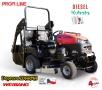 PROFI LINE 2022D COBRA Premium - profi zahradní traktor