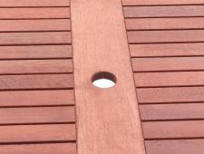 Dřevěný zahradní nábytek MERILIN 6