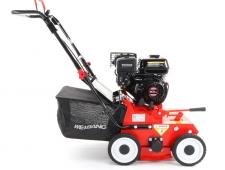 WB 384 RC - benzínový travní profesionální provzdušňovač s košem