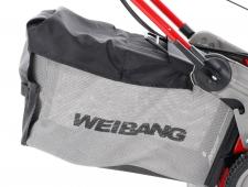 WEIBANG WB 506 SCV 6in1 RED LINE motorová sekačka s pojezdem a 7 rychl. převodovkou