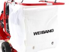 Weibang WB LV506 SC průmyslový vysavač na listí