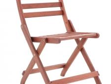 Dřevěná skládací sestava BASIC SET 4 + luxusní sedáky ZDARMA